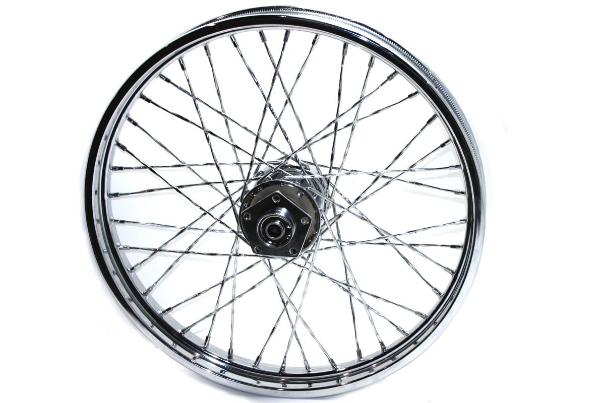 """21"""" Front Spoke Wheel"""