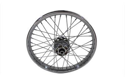 "Replica Front Spoked 21"" Wheel"