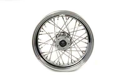 """Rear Spoked 16"""" Wheel"""