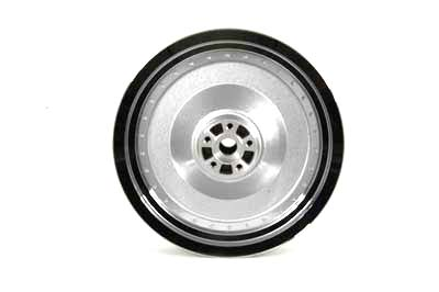 "*UPDATE 16"" Rear Cast Wheel Solid Style Chrome"
