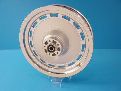 "*UPDATE 16"" Rear Cast Wheel Slotted Style Chrome"