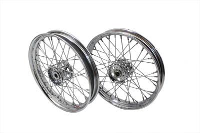 "18"" Servi-Car Rear Wheel Set"