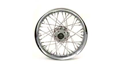 "16"" X 3.00"" Rear Spoke Wheel"