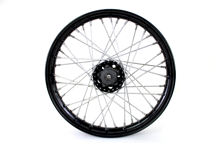 "18"" x 2.5 Replica F-H Trog Style Star Hub Wheel"