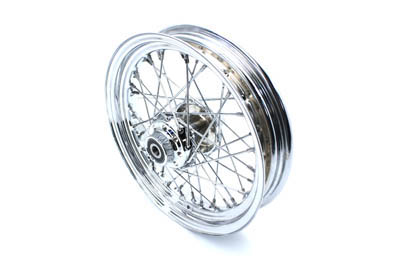 "16"" Replica Front Spoke Wheel"