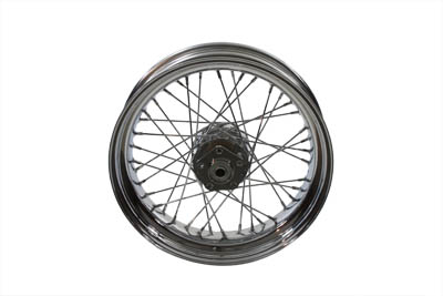 "17"" Replica Rear Spoke Wheel"
