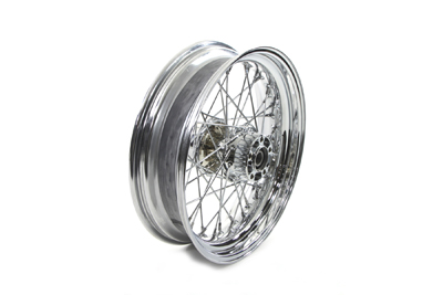 "17"" Rear Spoke Wheel"