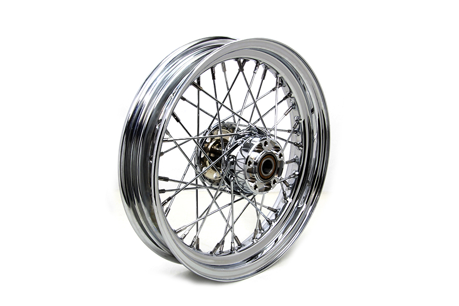 "16"" Rear Spoke Wheel Chrome"