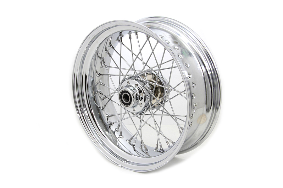 "17"" Rear Wheel Chrome"