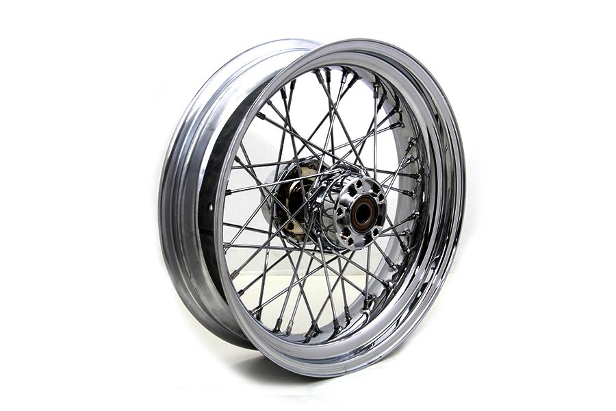 "17"" Rear Wheel Chrome"