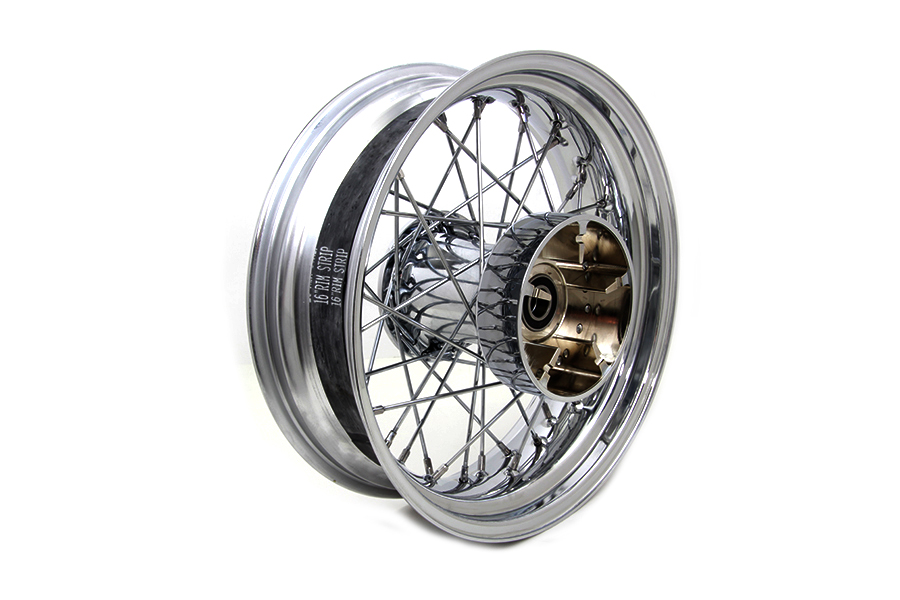"16"" Rear Wheel Chrome"
