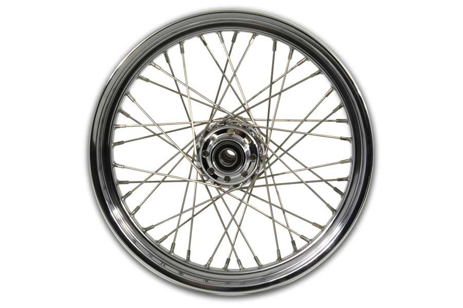 """19"""" Front Spoke Wheel"""