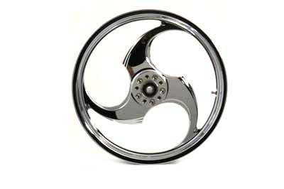 "*UPDATE 19"" Front Forged Alloy Wheel Chopper Style"