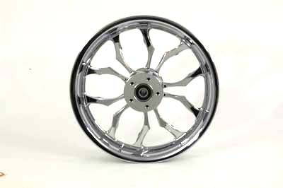 "*UPDATE 16"" Rear Forged Alloy Wheel Recluse Style"