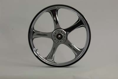"*UPDATE 19"" Front Forged Alloy Wheel Charger 5 Style"