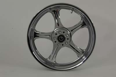 "*UPDATE 16"" Rear Forged Alloy Wheel Charger 5 Style"