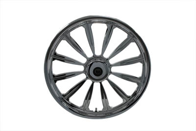 "*UPDATE 19"" Front Forged Alloy Wheel Starburst Style"