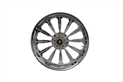 "*UPDATE 16"" Rear Forged Alloy Wheel Starburst Style"