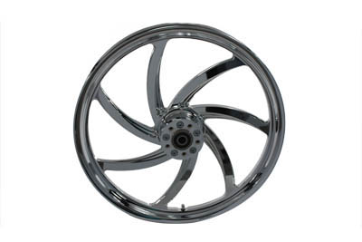 "*UPDATE 19"" Front Forged Alloy Wheel Whiplash Style"