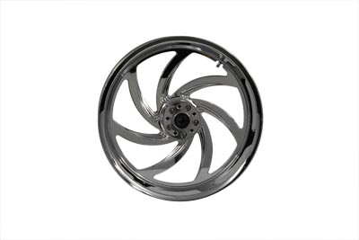"*UPDATE 18"" Rear Forged Alloy Wheel Whiplash Style"