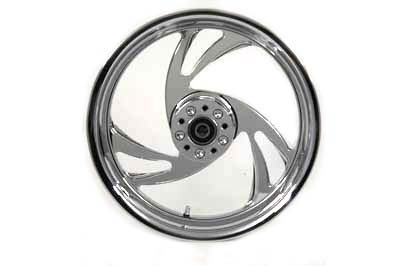 "*UPDATE 16"" Rear Forged Alloy Wheel Slash Style"