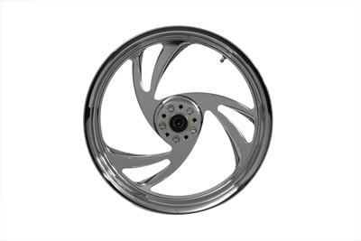 "*UPDATE 18"" Rear Forged Alloy Wheel Slash Style"