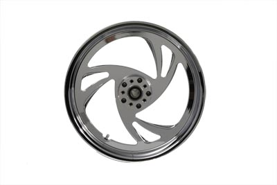 "18"" Rear Forged Alloy Wheel Slash Style"