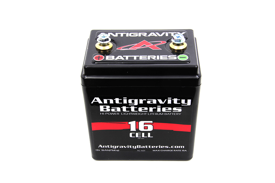 Anti Gravity 12 Volt 16 Cell Battery