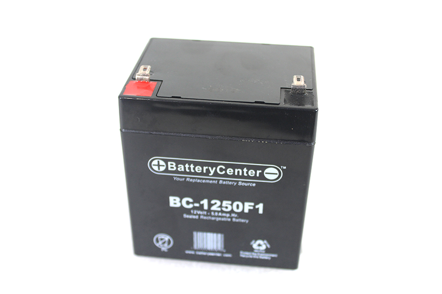 12 Volt 5 AH Rechargeable Sealed Battery
