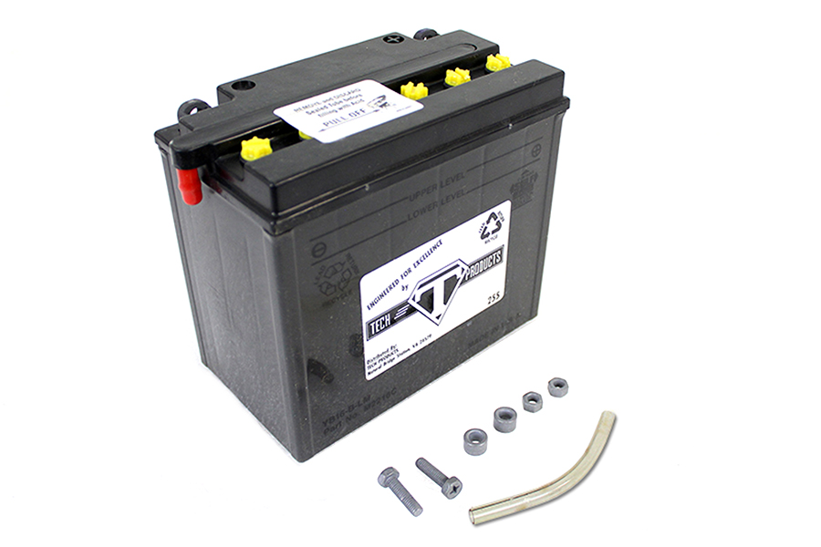 12 Volt 19 Amp CX Battery