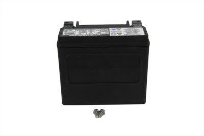 Deka AGM Fully Sealed Black Battery