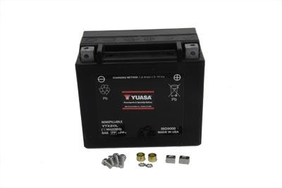 *UPDATE Yuasa Battery 12 Volt