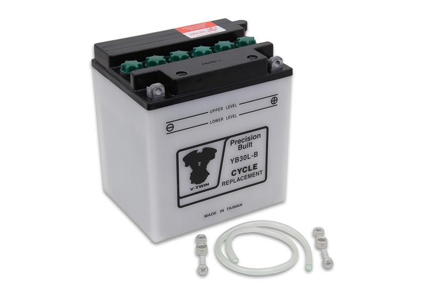 Deka 12 Volt Battery Dry
