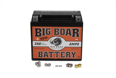 Big Boar Battery 350 Amps Sealed Maintenance Free