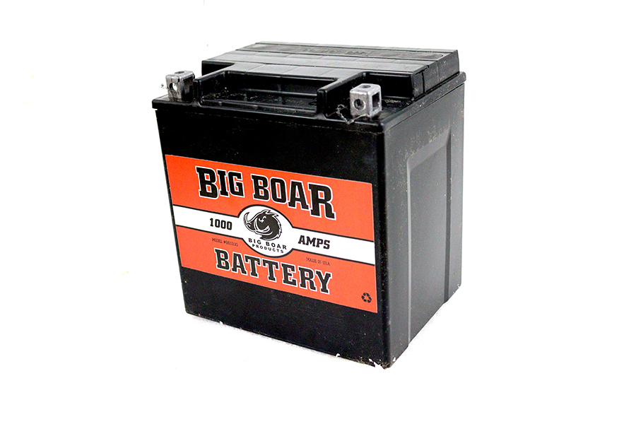 Big Boar Battery 1000 Amps Sealed Maintenance Free