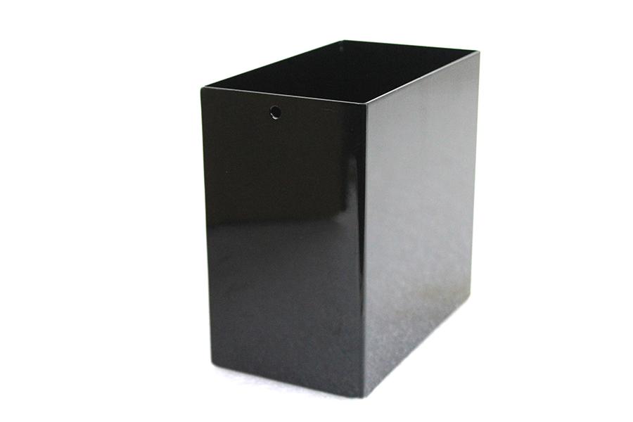 Battery Steel Box Black