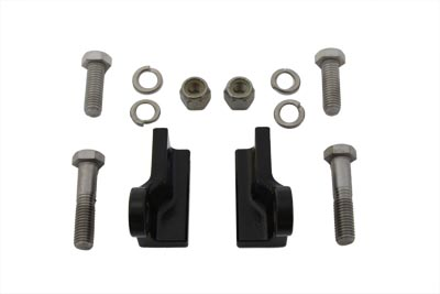 Rear Shock Lowering Kit Black