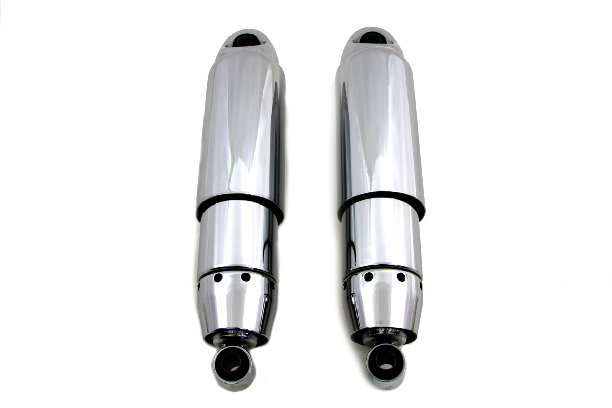 "AEE 12"" Chrome Shock Set"