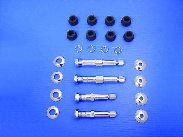 Chrome Shock Stud Kit