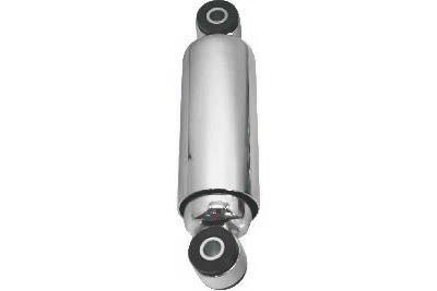 "*UPDATE 8-1/2"" AEE Spring Fork Front Shock Chrome"