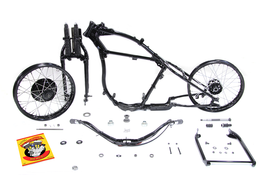 45 W Rolling Chassis Kit