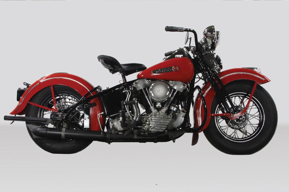 Replica 1947 Knucklehead Bike Kit