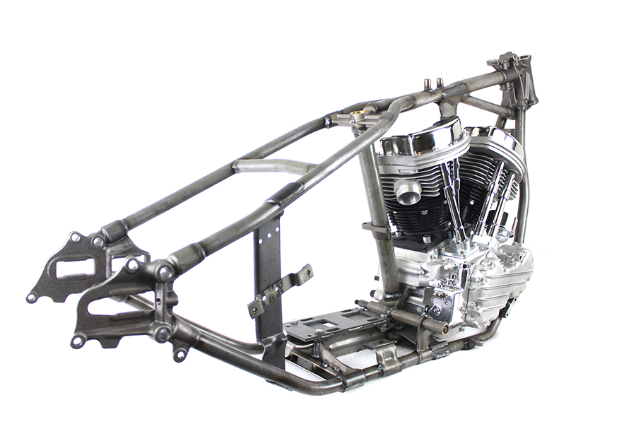 Panhead Tourist Trophy Chassis Kit