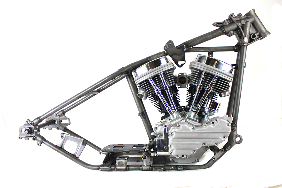 Rigid Panhead Frame and Motor Set
