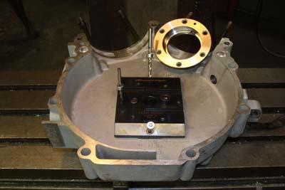 Crankcase Bearing Insert Service