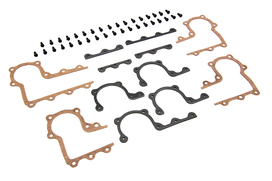 Zinc Rocker Arm Cover Strip and Gasket