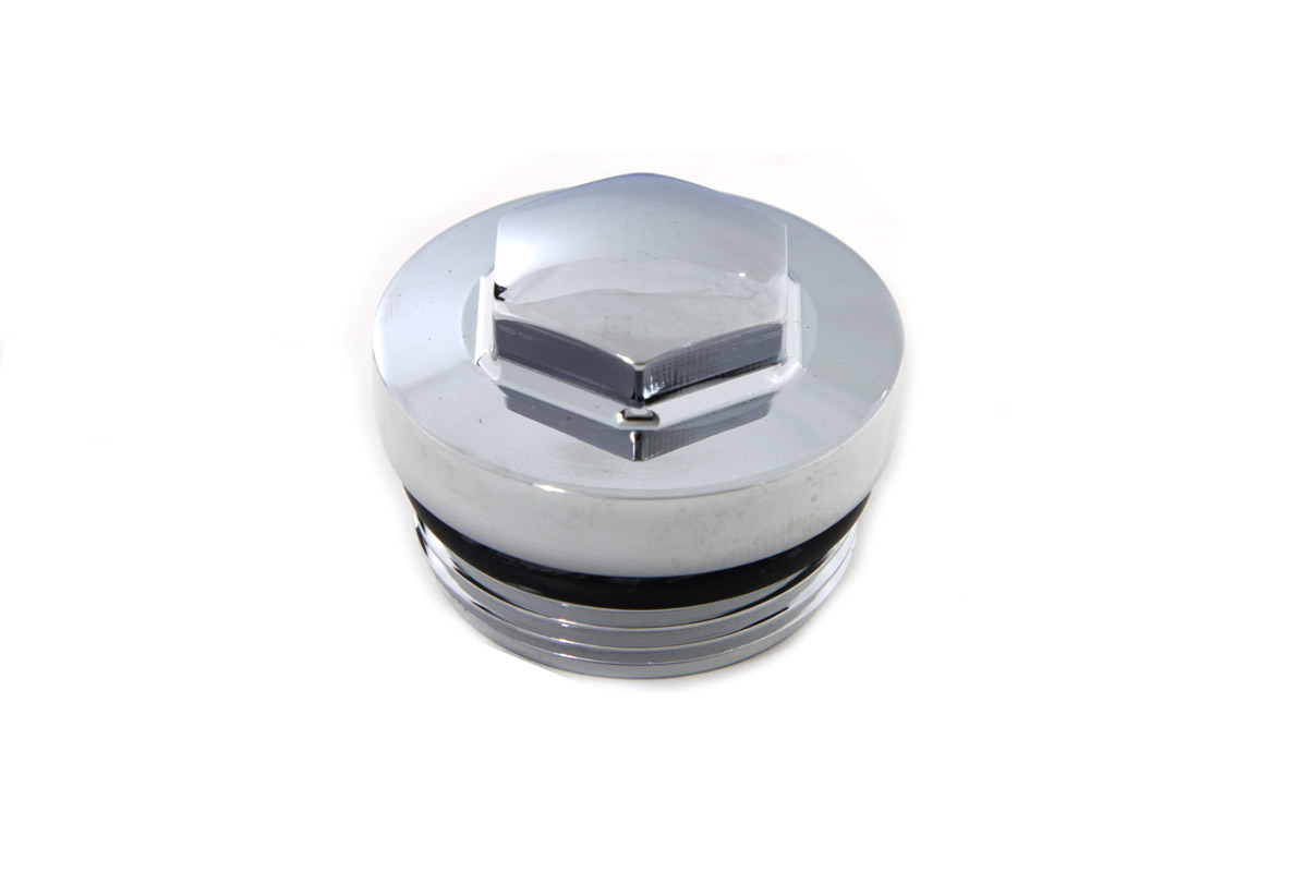 Chrome Primary Cover Filler Cap
