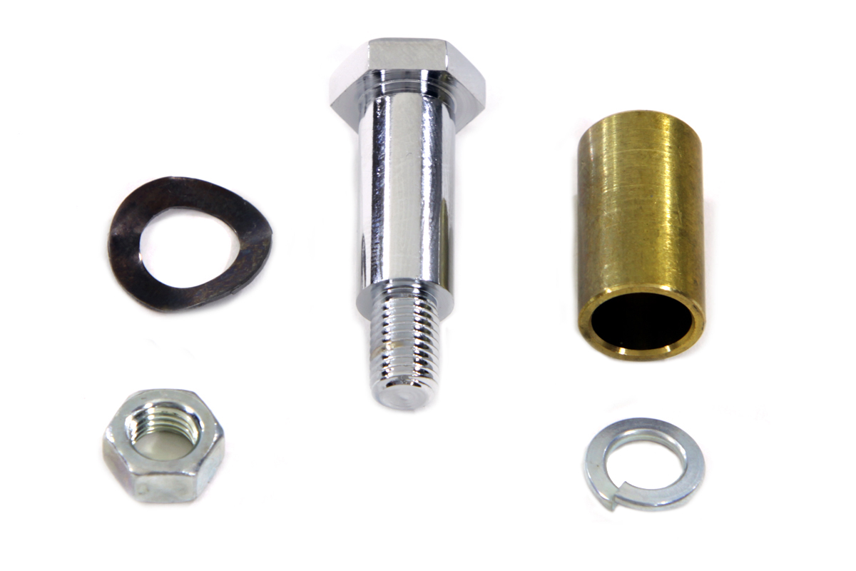 Zinc Shifter Lever Stud and Bushing Kit