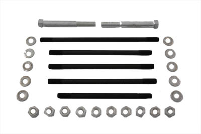 Cadmium Motor Case Bolt Kit Stock