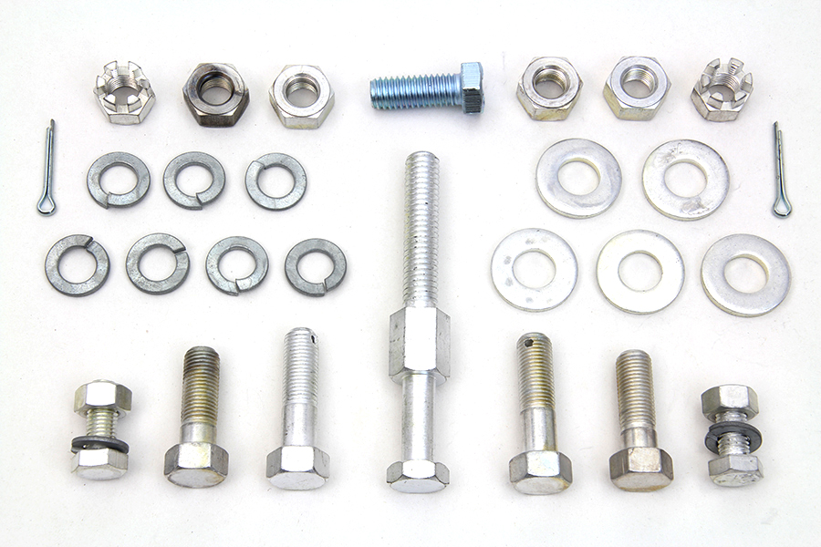 Cadmium Transmission Mount Kit